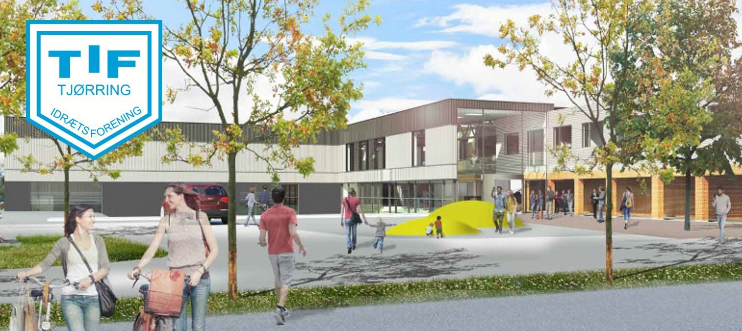 Nordvest hallen anno 2022